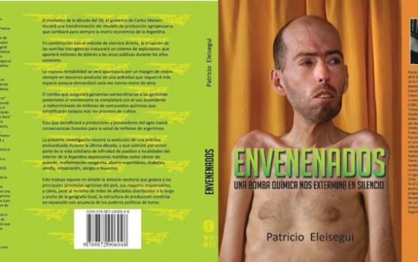Portada y contraportada del libro de Patricio Eleisegui, con la imagen de Fabián Tomasi, cuyo testimonio se recoge en el libro. Descarga del libro en pdf