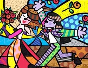 El arte de Romero Brito (4)